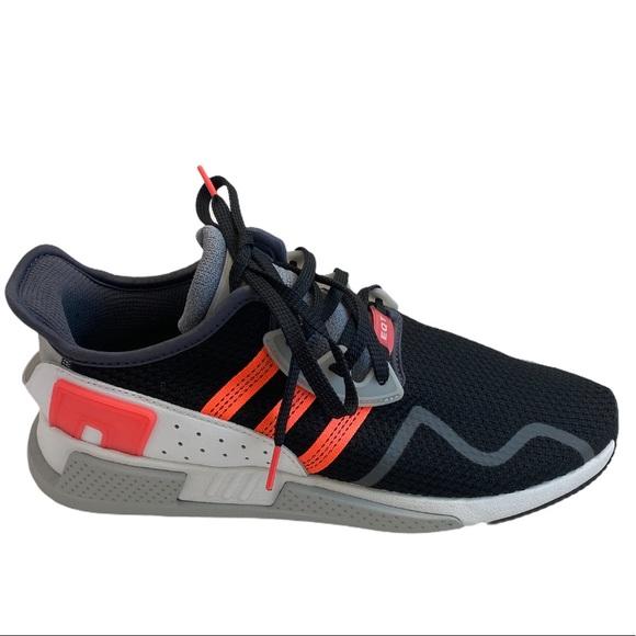 Eqt Adv 9117 Black Mesh Shoe 95 Nwot